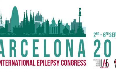 32ª Congreso Internacional de Epilepsia en Barcelona